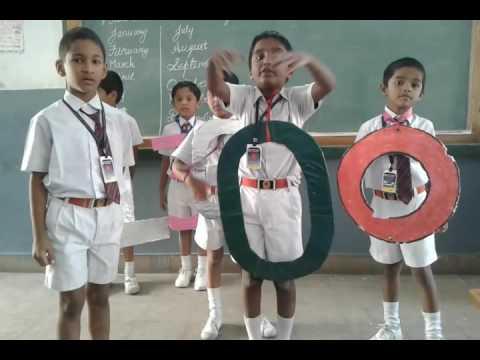 Value of ZERO...Inter School 1st prize winner BPDAV