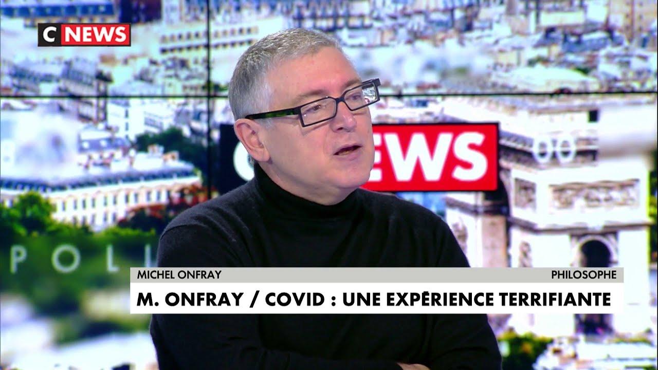 Michel Onfray guéri du coronavirus : «Ce que j'ai vécu, je ne veux pas que les autres le vivent