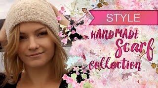 Lookbook: Handmade Scarf Collection Thumbnail