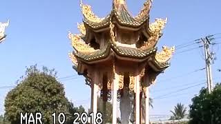 Hành hương 10 chùa Long Hải ngày 11032018