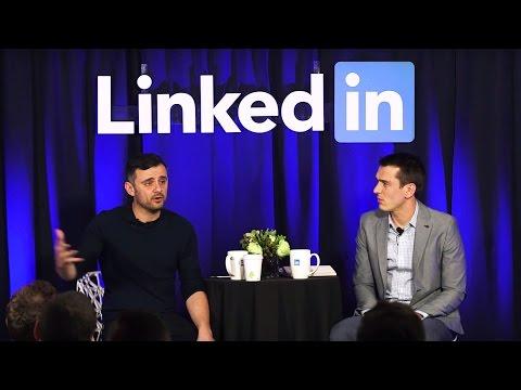 Gary Vaynerchuk Conversation at LinkedIn