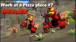 ROBLOX Trabajar en un lugar de pizza Old McDonald tenía una granja