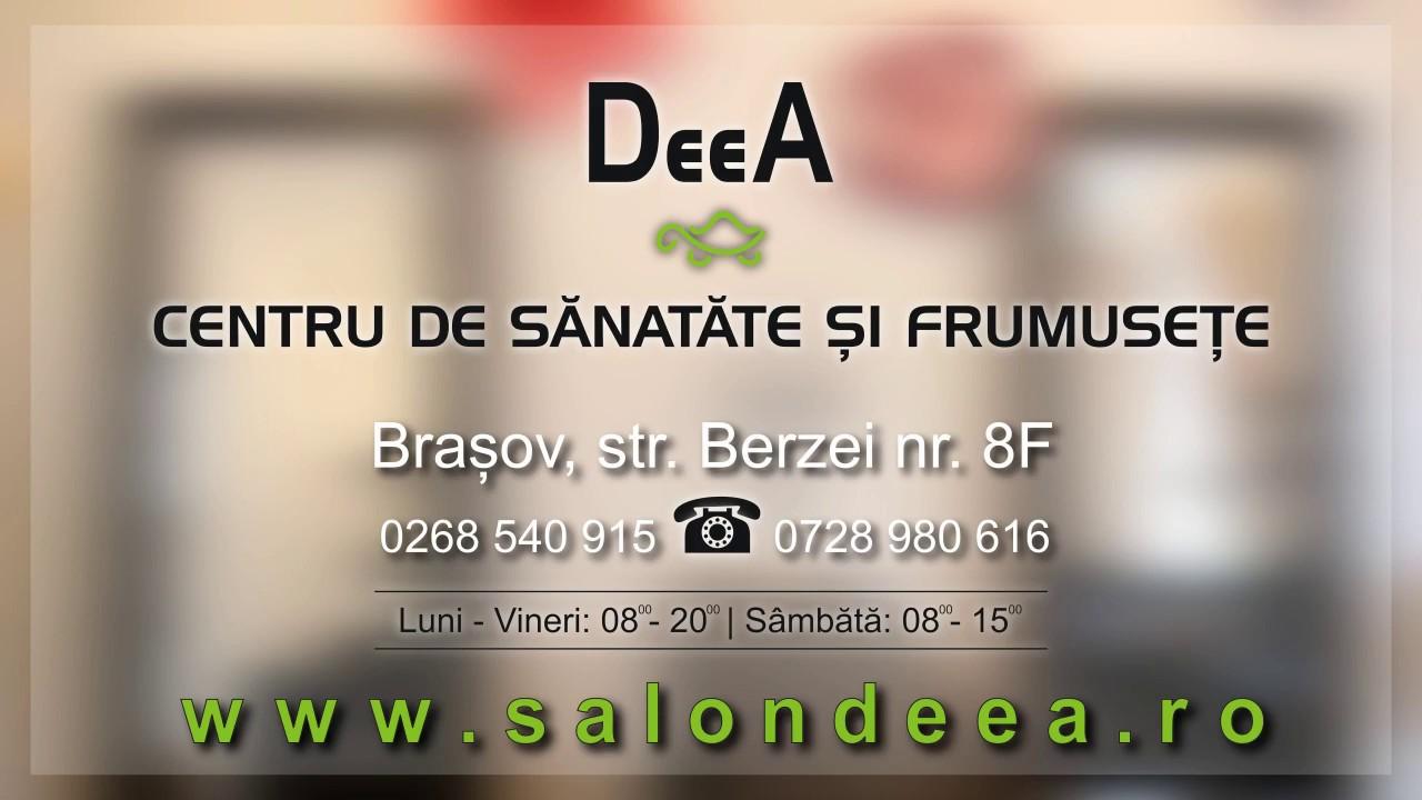 Centru De Sanatate Si Infrumusetare Salon Deea Din Brasov Youtube