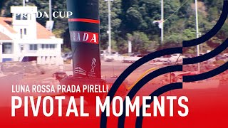 It's no surprise what moment max sirena and pietro sibello view as their pivotal #pradacup moment.subscribe to the official america's cup channel: www.youtub...