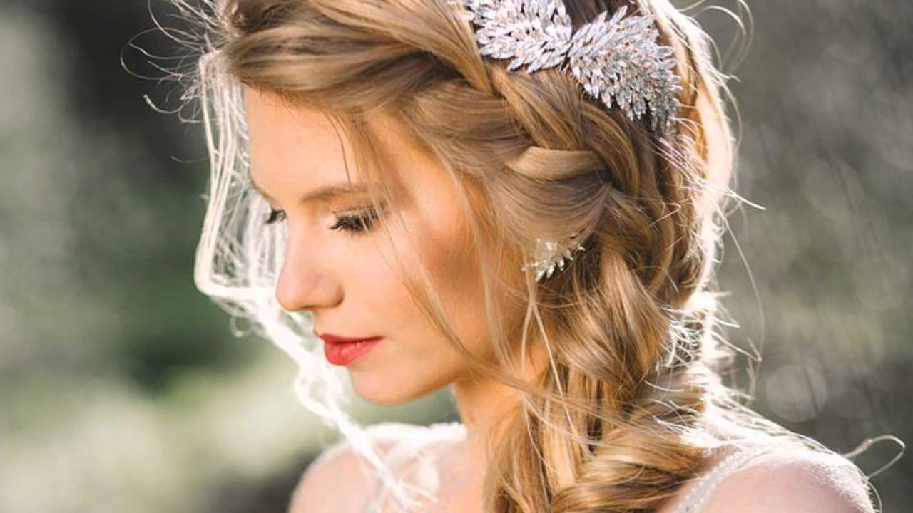 Wedding Hairstyle Trends For 2016 Youtube