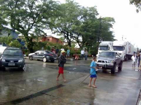 Enchente Na Avenida Recife - Bairro Do IPSEP