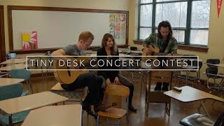 Carry On | En Power & Light | NPR's Tiny Desk Concert Contest 2016