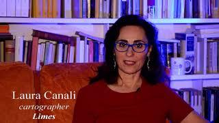 Dal foglio bianco alla carta di Limes: Laura Canali si racconta allo Us-Italy Forum