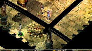 PLANESCAPE TORMENT - gameplay - part 641 - Evil Wizard - hardest difficulty - HD