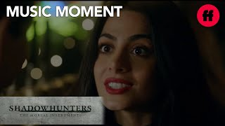 "Faces on Film - ""Strange Stars"" Music | Shadowhunters Season 2, Episode 7 | Freeform"
