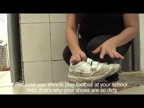 How To Clean School Shoes