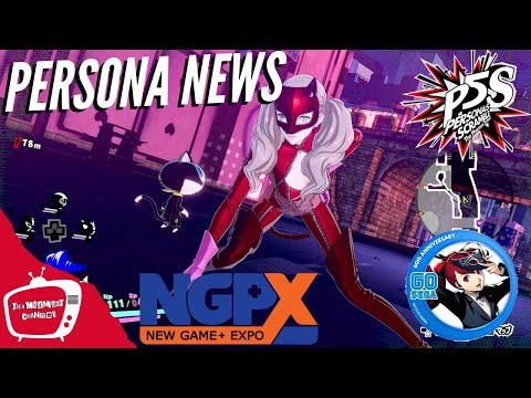 Persona News: Persona 5 Royal Sales, Sega's 60th Anniversary, Persona 6 And Smt 5 Rumors.