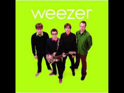 Weezer - O-Girlfriend
