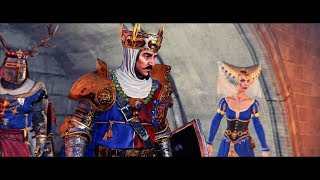 Total War Warhammer - Bretonnia Legendary Starter Guide - Tips and Strategy - Bretonnia Update