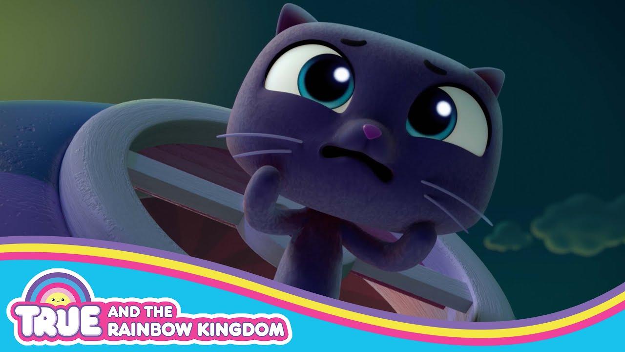 Rainbow Kingdom's SCARIEST Moments! 🌈 True and the Rainbow Kingdom 🌈