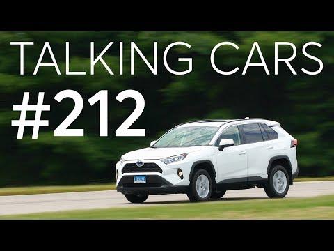 2019 Toyota RAV4 Hybrid Test Results; CR's Tire Purchasing Survey Results | Talking Cars #212