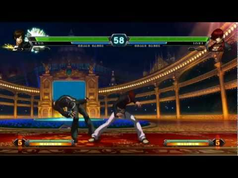 The King Of Fighters XIII Gameplay Trailer