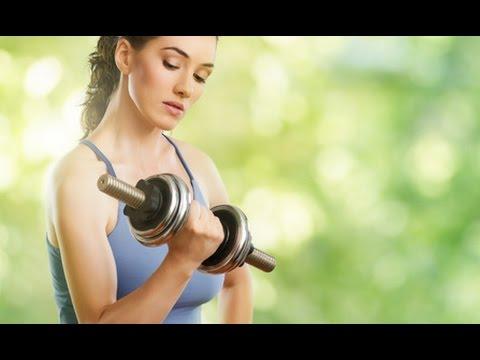 FITHALL.cz - Posilování prsních svalů a tricepsů s Veronikou