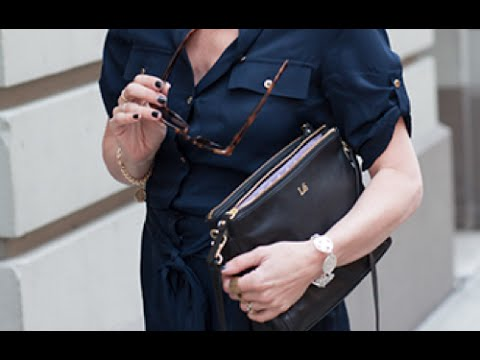 The Lo and Sons Pearl Crossbody - YouTube