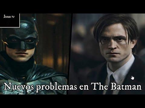 La pelicula de The Batman podria estar en peligro, mas problemas con Pattinson