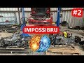 Fire and Water IMPOSSIBLE REBUILD Subaru STI Part 2