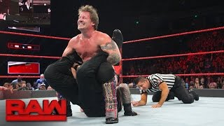 Roman Reigns vs. Chris Jericho - United States Championship Match: Raw, Dec. 5, 2016 thumbnail
