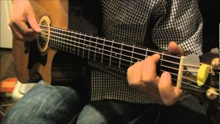 Trust and Obey (Swedish folk melody) - Fingerstyle Guitar Tab