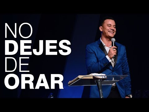 Profeta Ronny Oliveira | No Dejes De Orar