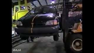 24. Dateline NHTSA Pickup, SUV, Minivan Side Impact Tests