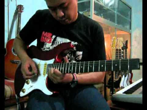 RATU - Ratu Sejagad/Queen Worldwide (guitar improvisation) by Andry Cemplon