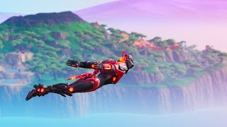 Superman Bug in Fortnite Season X