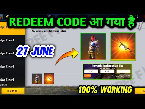Free Fire New Event Ff New Event Redeem Code Free F