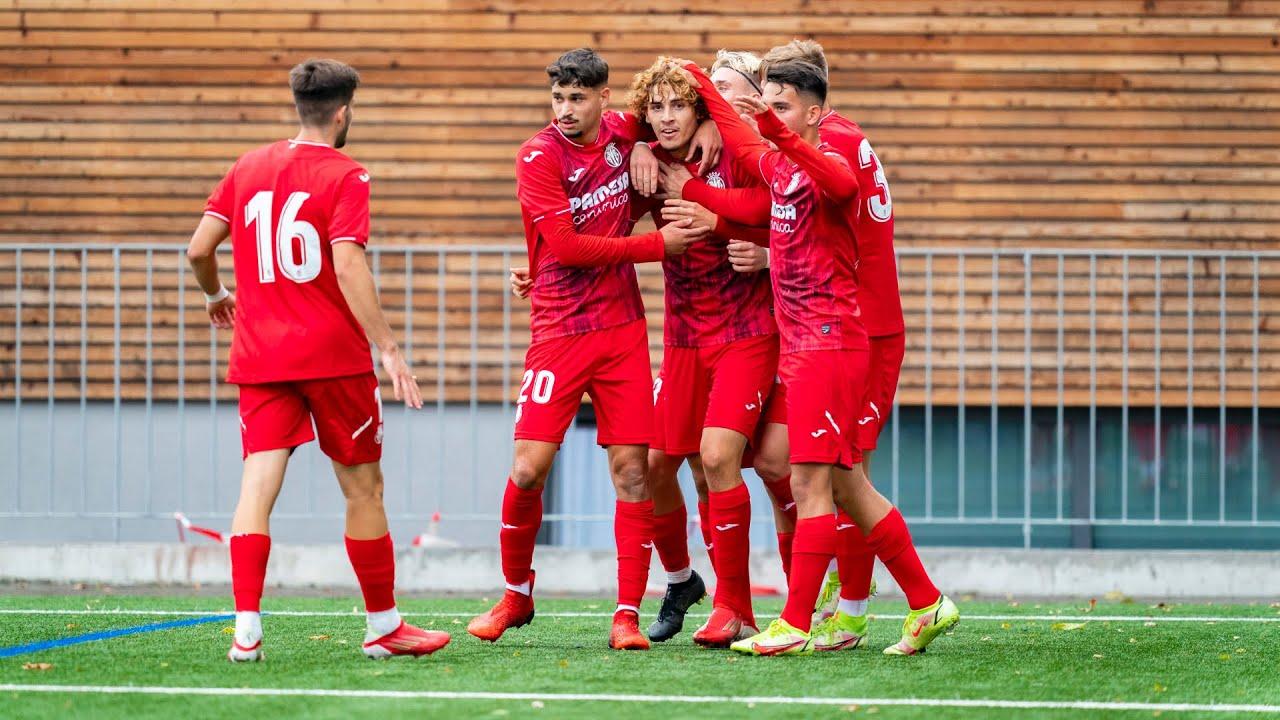 Young Boys 1 - 3 Villarreal (UEFA Youth League)