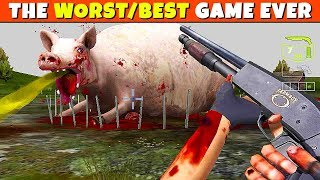 10 Games That SUCKED So Bad They Were GOOD!!
