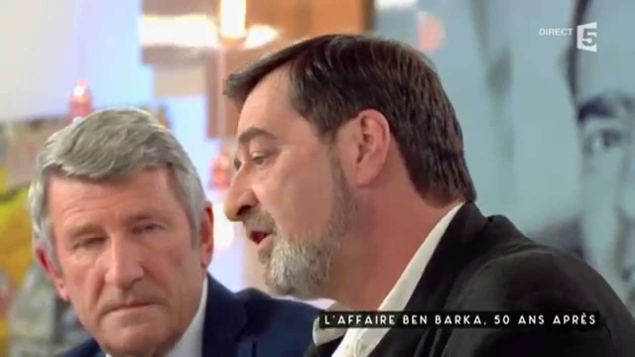 L'affaire Ben Barka, 50 ans plus tard - C à vous - 01/10/2015