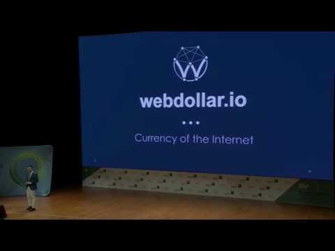WebDollar talk - Saudi Arabia, Jeddah at King Abdullah University