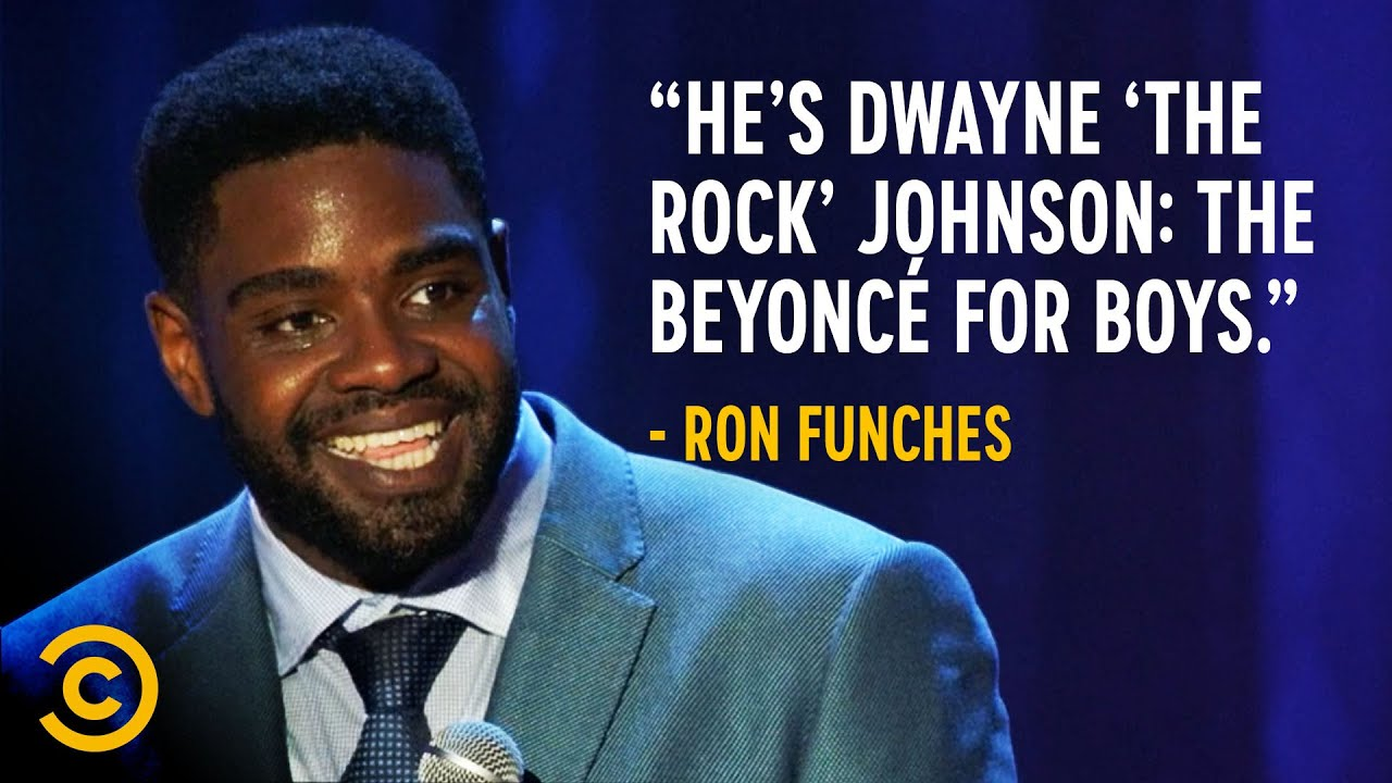 Download If The Rock Hits on You - Ron Funches