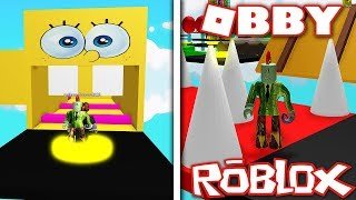 EASIEST ROBLOX OBBY IN THE WORLD?!