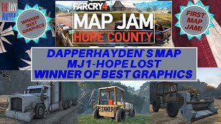 Far Cry Map Jam Winner For Best Graphics  MJ1-Hope Lost By DapperHayden