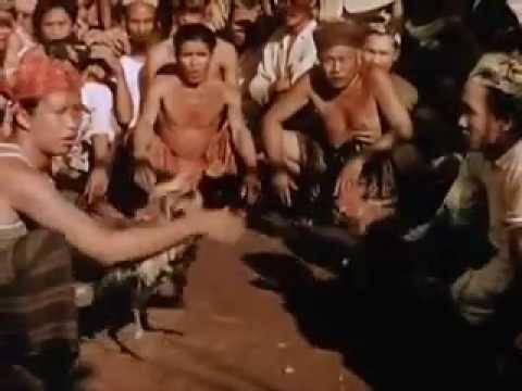 Tabuh Rah, Bali 1935