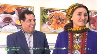 Turkmen film 8 mart filmi Bagt eken bagtyna garashmaklygam - 1 bolum (Kerven records)
