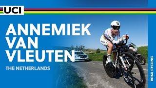 UCI World Champions: Annemiek van Vleuten