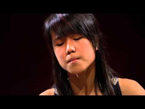Kate Liu – Andante Spianato and Grande Polonaise Brillante in E flat major Op. 22 (second stage)