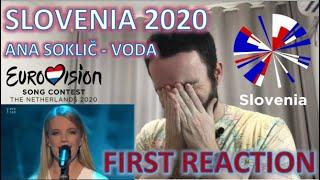 "🇸🇮🇸🇮 Slovenia | Ana Soklič ""Voda"" | Eurovision 2020 🇸🇮🇸🇮"