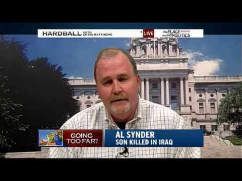 Michael Smerconish Interviews Al Snyder on Hardbal...