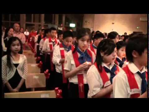 Thánh Thần Hãy Đến (Lm. Thành Tâm) - Ca đoàn Ngôi Ba
