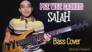 Download Mp3 Pee Wee Gaskins - Salah  Bass Cover By Ube Barbossa