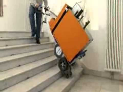 Wesco Liftkar Heavy Duty Powered Stair Climbing Appliance