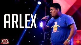 ¡Arlex estremece a todos en escenario!  | Factor X Bolivia 2018