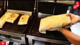 التّاكوس المكسيكي بين الأصل والتقليد مطعم شناب  يبتكر التّاكوس العائلي - Tacos Chaneb ِcité Ennasr